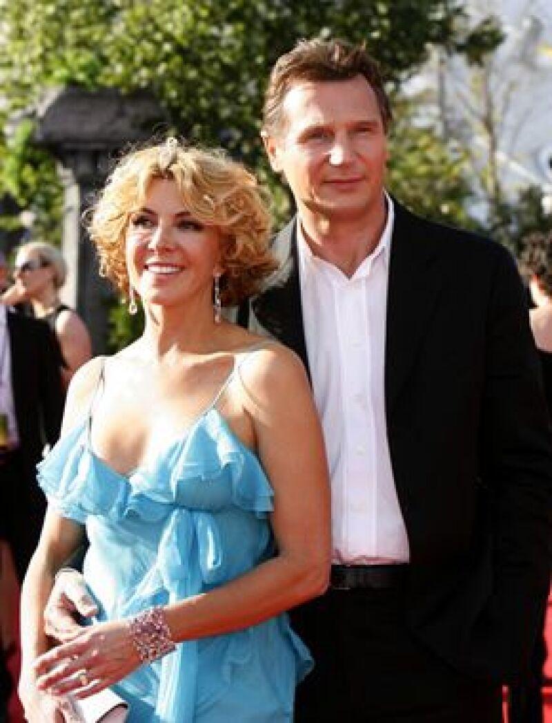 El actor dejará a un lado el rodaje de la cinta 'Chloe', la cual filmaba en Toronto, así como los otros proyectos cinematográficos que tenía en puerta, debido a la muerte de su esposa Natasha.