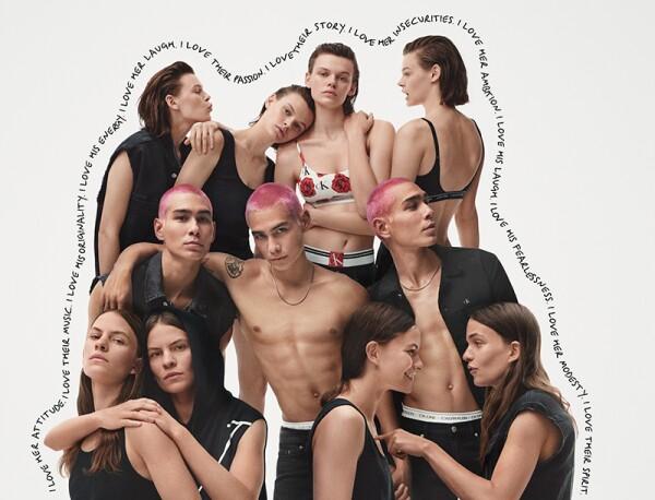 ck everyone-calvin klein-underwear-fragancia-genderless-sin género- ELIOT SUMNER EVAN y CARA