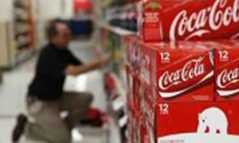 La embotelladora informó que su utilidad neta subió 15.1% en el tercer trimestre del año. (Foto: Getty Images)