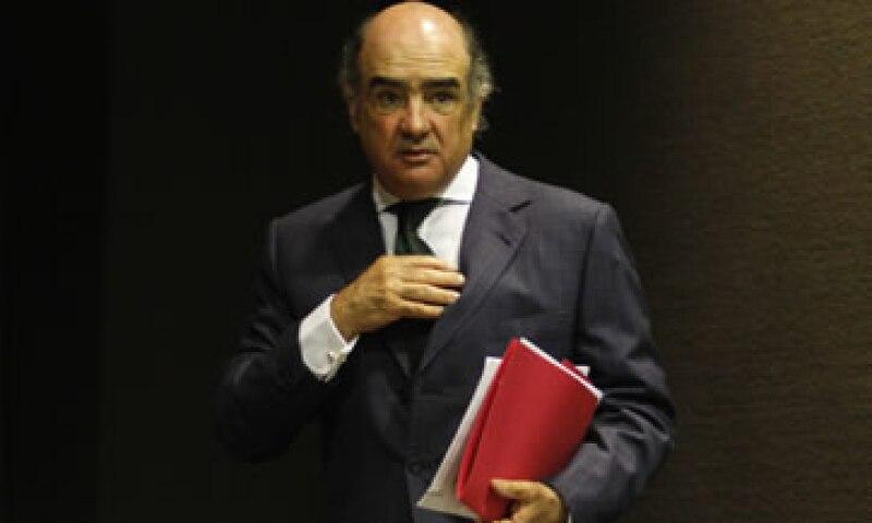 Téllez confió en que hasta seis emisiones debuten en la Bolsa. (Foto: Cuartoscuro)