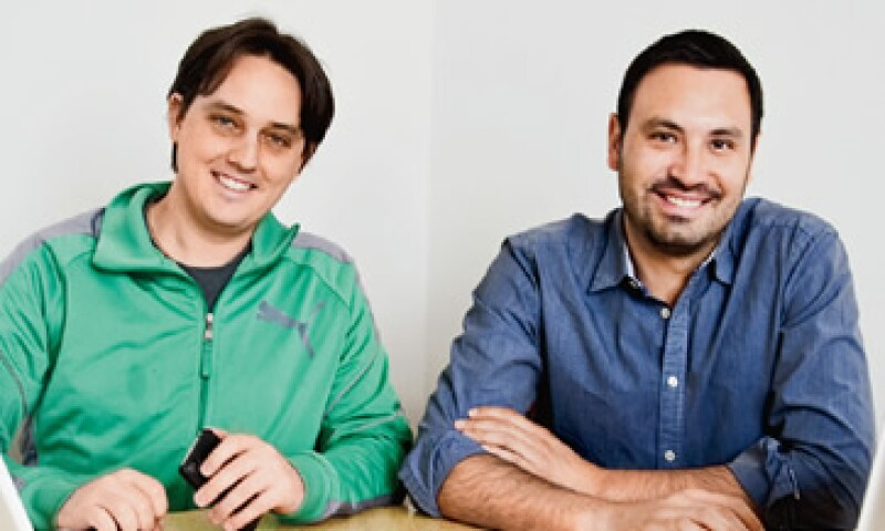 Aníbal Abarca Gil y Alberto Padilla Luengas (Foto: Alex H.O.)
