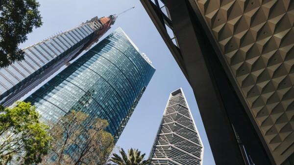 Nuevos edificios.