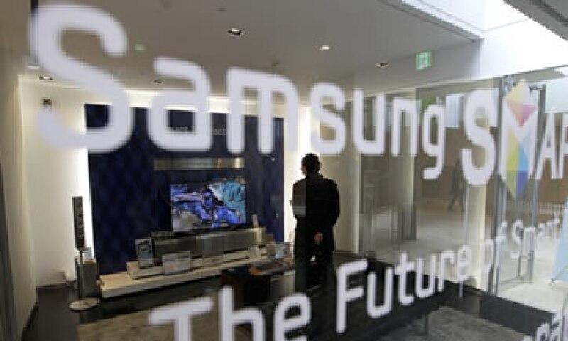 Según iSuppli, Samsung envió 32 millones de dispositivos. (Foto: AP)