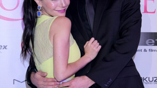 La actriz contó en Ventaneando que retomó su relación con el actor Cory Brousseau después de haber estado separados por seis meses.