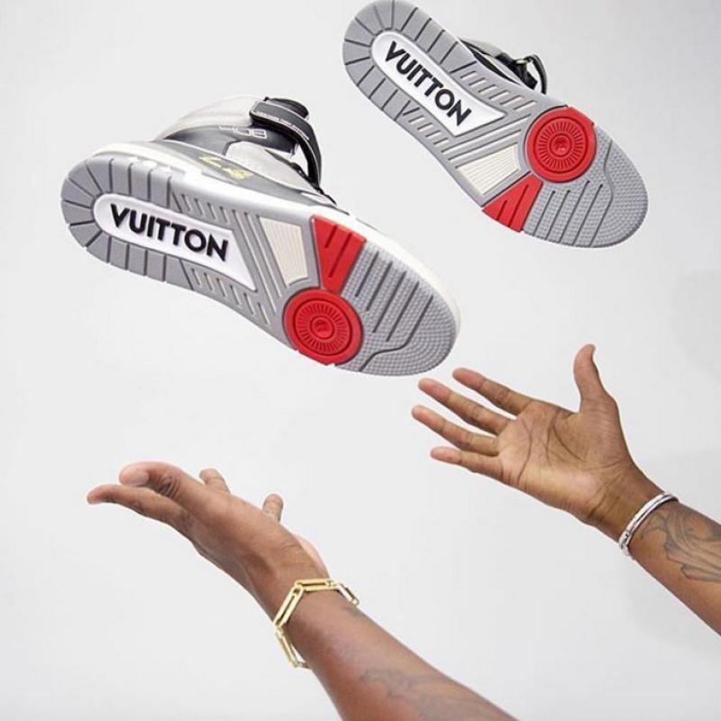 Los primeros sneakers de Virgil Abloh