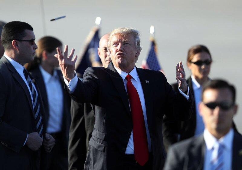 Trump, desaprobado
