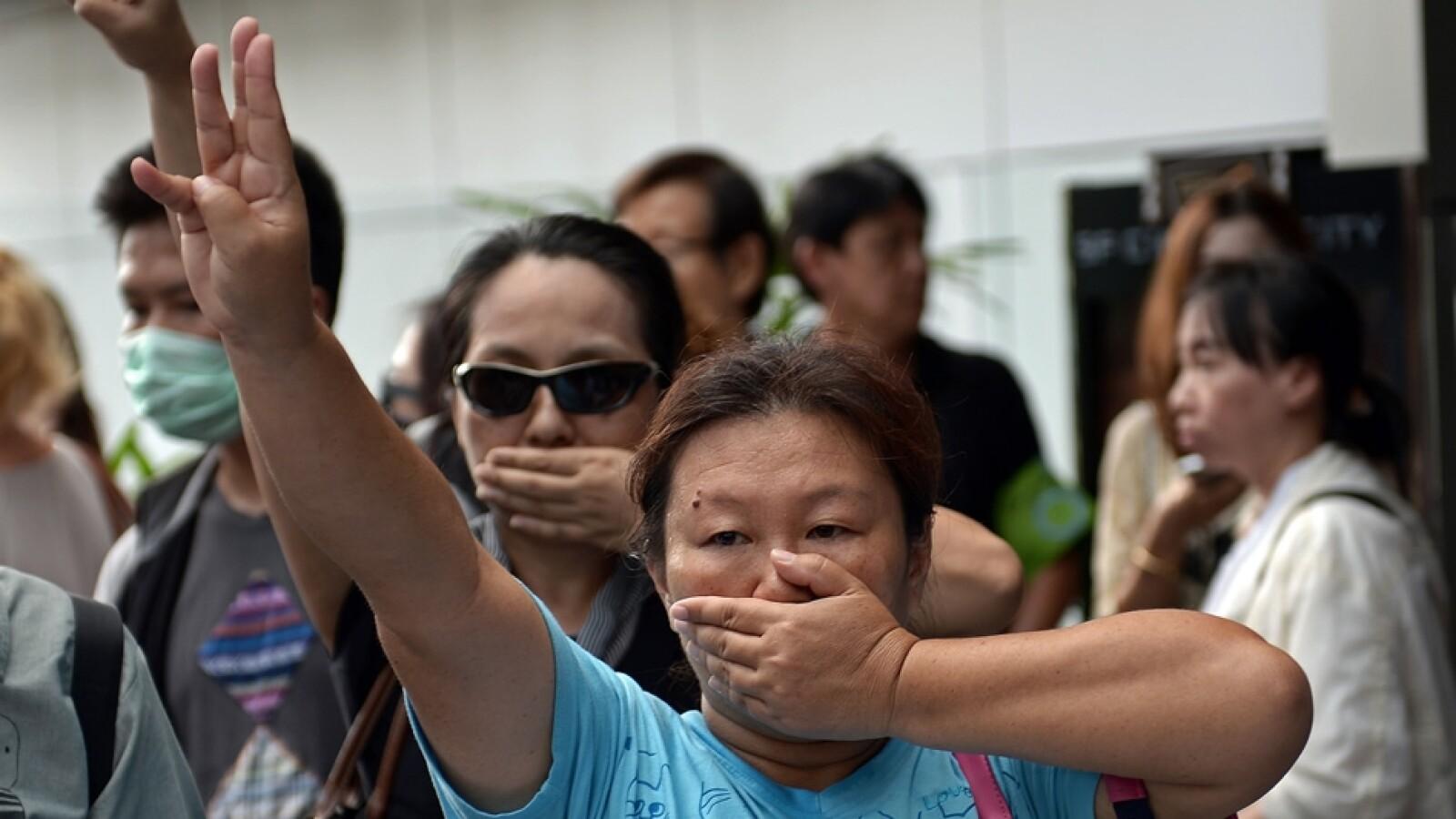 Juegos del Hambre Tailandia 1
