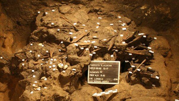El INAH destacó que se tienen elementos únicos elaborados en ámbar y alrededor de 4,000 objetos de madera.