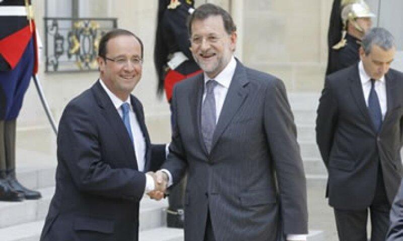 Mariano Rajoy rechazó que España busque fondos europeos para sanear el sector bancario. (Foto: AP)
