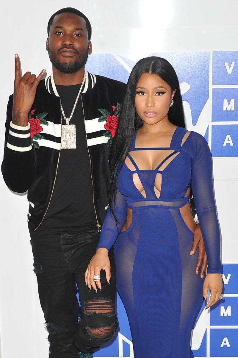 Meek Mill y Nicki Minaj