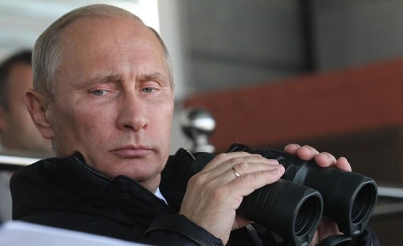 Vladimir Putin GET