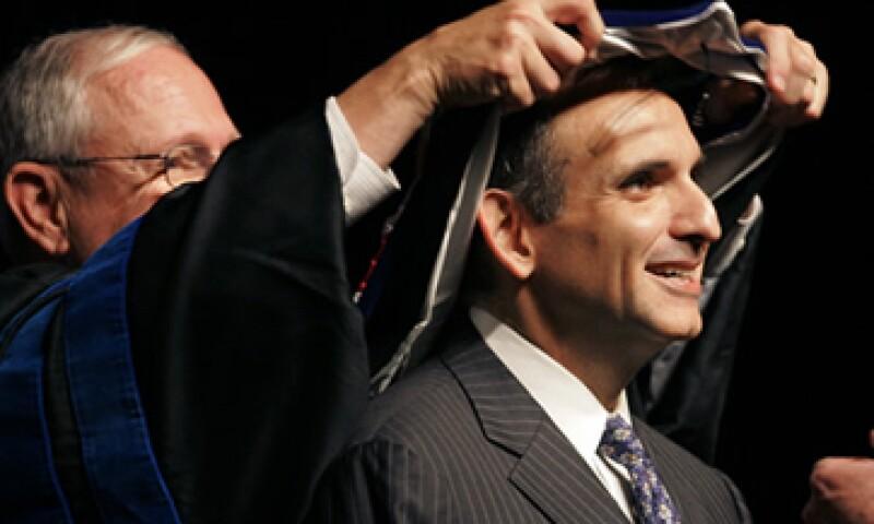 Carlos Pascual renunció a su cargo en México en marzo de 2011, tras críticas por los cables difundidos en WikiLeaks. (Foto: AP)