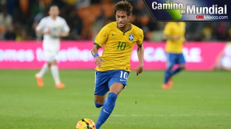 neymar seleccion brasil