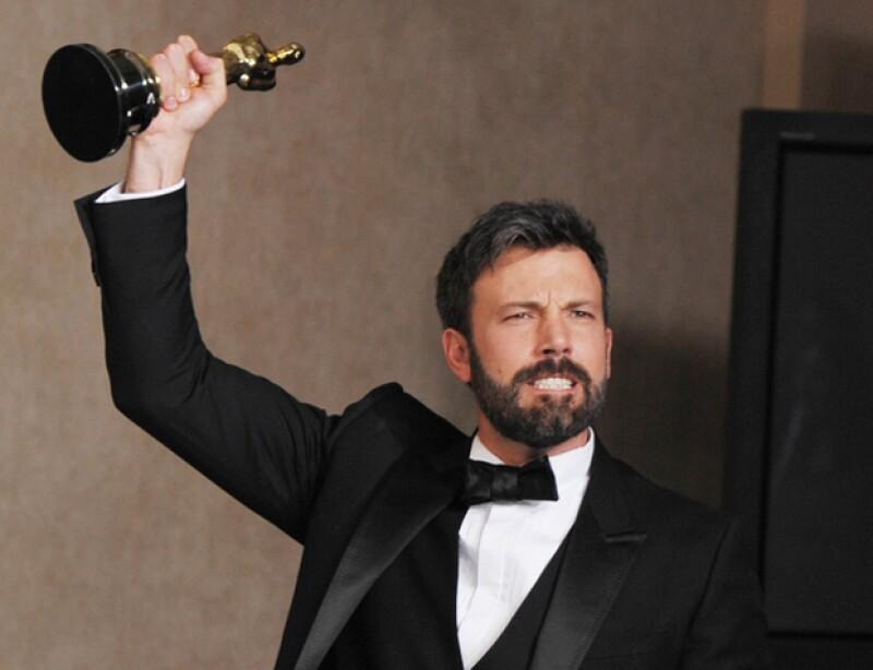 Ben dirigió Argo, película ganadora del Oscar en 2013.