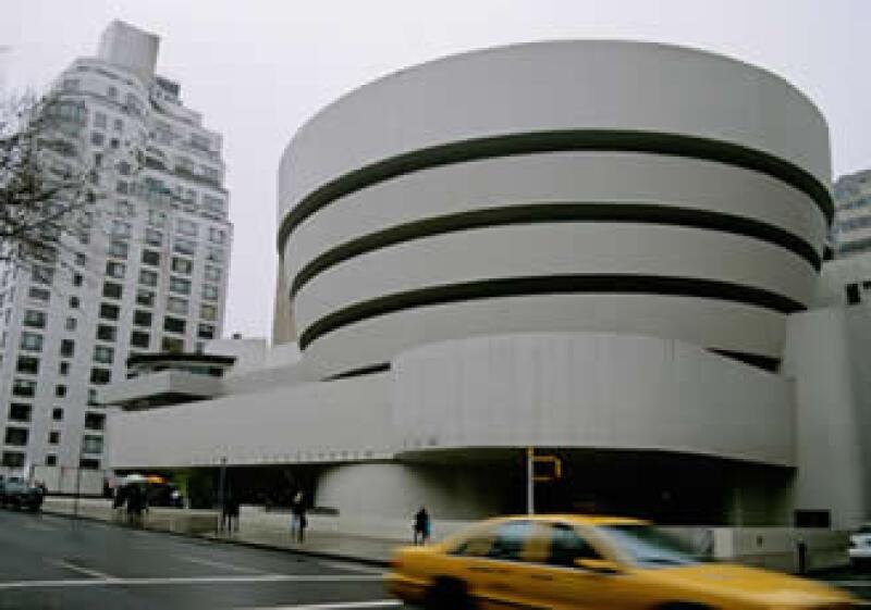 La fundación Guggenheim da prioridad a su proyecto en Emiratos Árabes y cancela Guadalajara. (Foto: Museo Guggenheim, NY Cortesía Gobierno de Jalisco.)