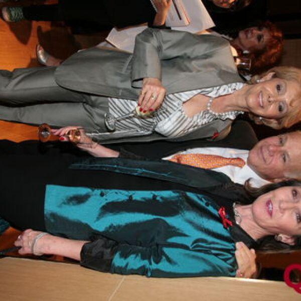 Marcela de Lopez Portillo, Guillermo Lopez Portillo, Mayu García Bringas