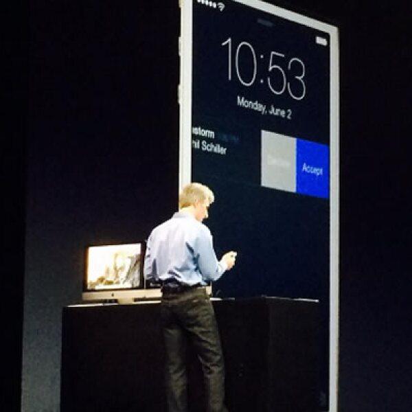 La forma de escribir un correo con el nuevo iOS 8 será más simple al permitir realizar diferentes tareas al mismo tiempo. Una de ellas es la posibilidad de minimizar la ventana del correo para poder visualizar el resto de la bandeja de entrada. A través d