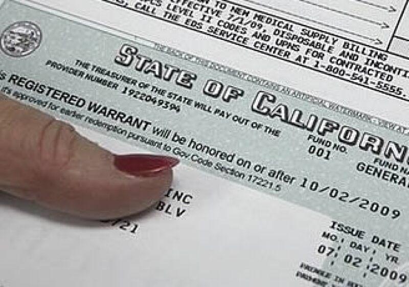 El estado había previsto utilizar pagarés hasta el 4 de septiembre. (Foto: AP)
