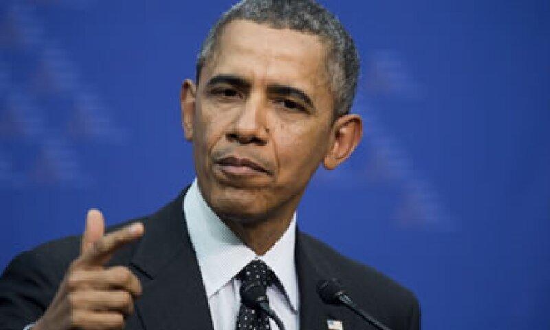 El presidente estadounidense dijo que Washington estaba preocupado por más intervención rusa en Ucrania. (Foto: Getty Images)