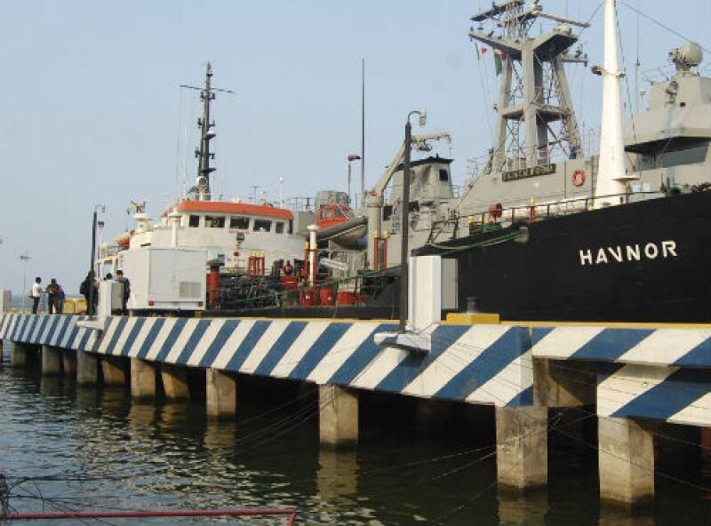 Puerto de Coatzacoalcos, Veracruz