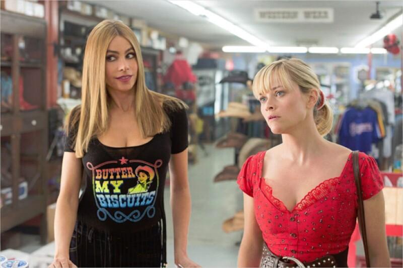 """En """"Hot pursuit"""", las dos celebs hacen de esta comedia un mut see del año."""