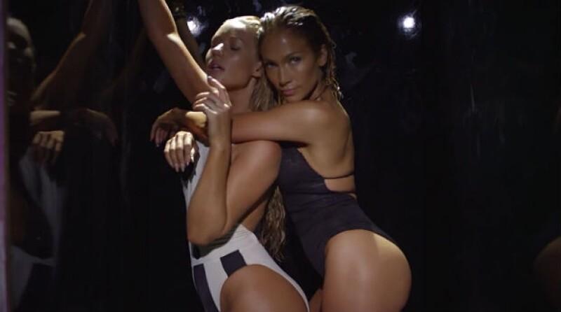 """La dupla une fuerzas y estrena el sencillo """"Booty"""" con un ardiente y sugestivo clip que demuestra que la artista originaria del Bronx es la definitiva reina del derrière."""