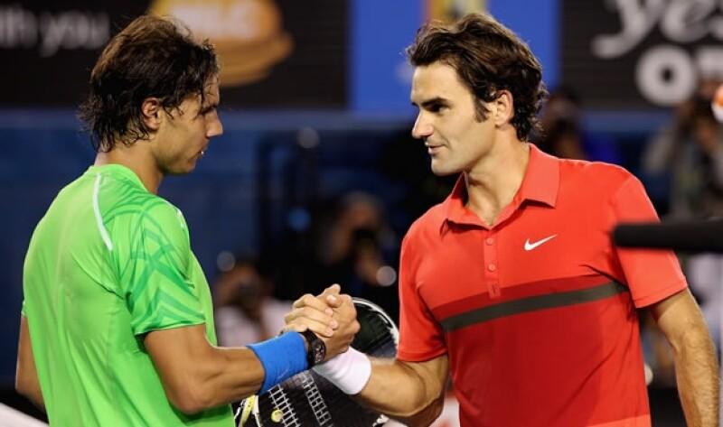 Federer vs. Nadal en Australia GET