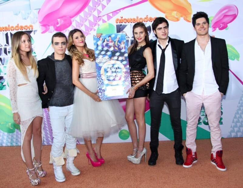 El conductor y el elenco fueron los que se llevaron la tercera entrega de los premios. El primero por su trabajo como anfitrión y el elenco de la serie porque arrasaron en las categorías.