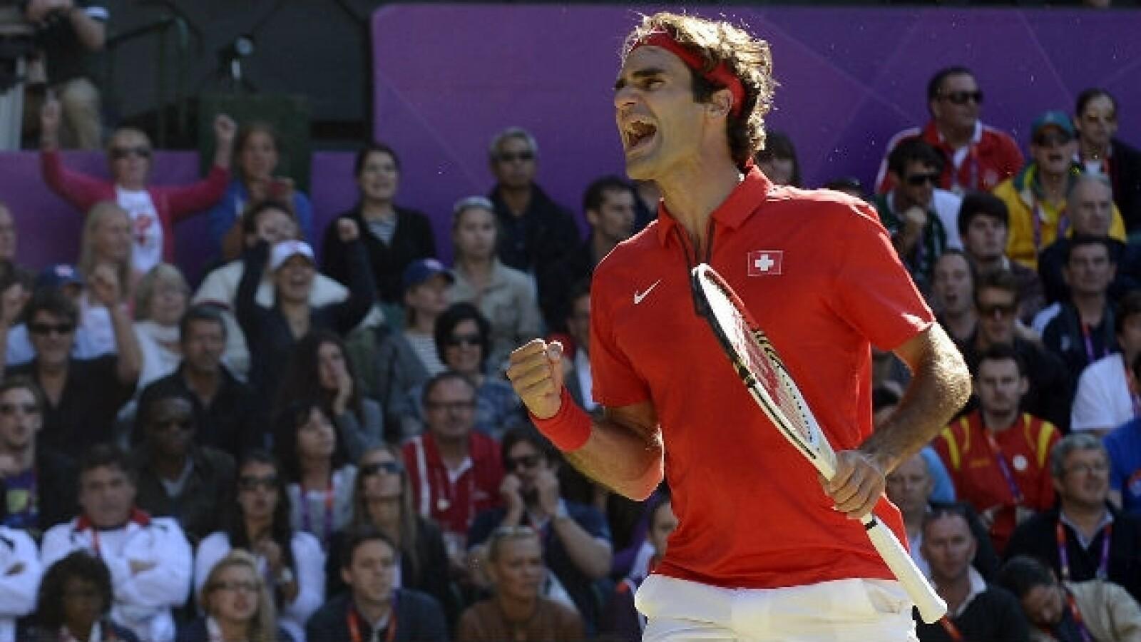 Federer, olimpico, semifinal