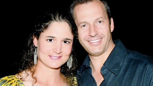 La ex golfista tapatía espera su primer bebé. Ella y su esposo Andrés Conesa están felices.