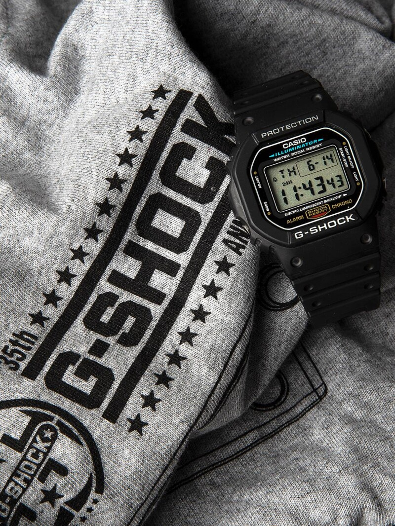 Primer G-Shock
