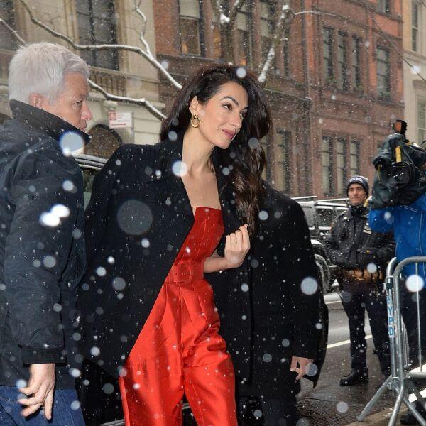 Meghan Duchess of Sussex Baby Shower, New York, USA - 20 Feb 2019