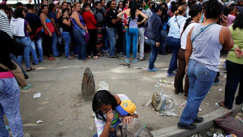 Amnistía Internacional señaló que el desbasto de medicinas y alimentos en Venezuela pone en riesgo la fragil situación de los derechos humanos.