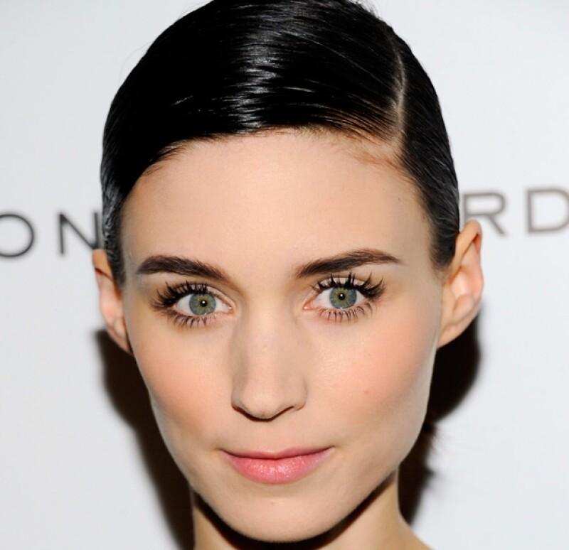 La actriz está nominada como mejor actriz de drama en los Golden Globes.