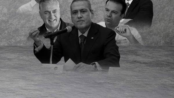 Los priistas en Quintana Roo, Chihuahua, Durango y Tamaulipas perdieron la elección del 5 de junio.