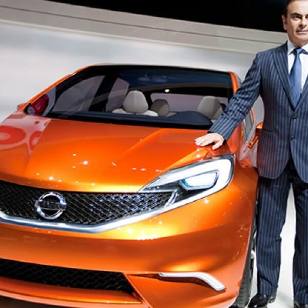La automotriz presentó la serie B, su nuevo concepto en autos.