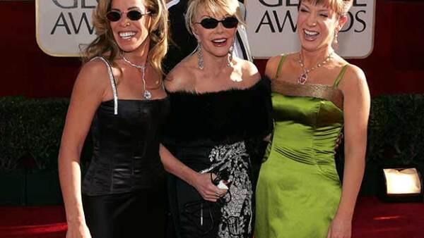 La hija de Joan Rivers se quejó del argumento que dio Kathy Griffin al renunciar al programa Fashion Police, tras quedar al frente de él luego de la muerte de la comediante.