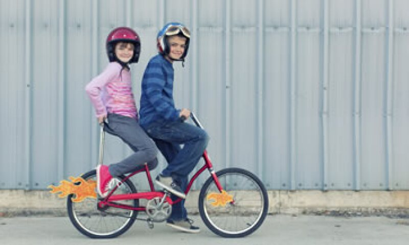 Las bicicletas son de los productos más pedidos en fechas como el Día de Reyes, dijo la firma Seguros S. (Foto: Getty Images)