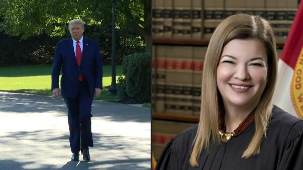 Trump mete presión y nominará a remplazante para la Corte Suprema de EU