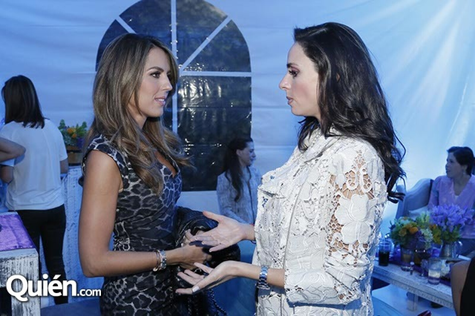Lorena Nieto y Greta Rojas