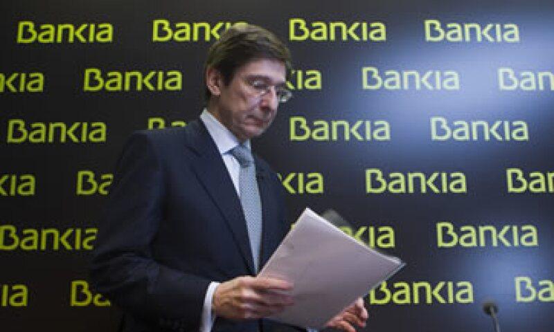 José Ignacio Goirigolzarri recordó que el plan de saneamiento y capitalización se hace por petición del Banco de España y el Ministerio de Economía. (Foto: AP)