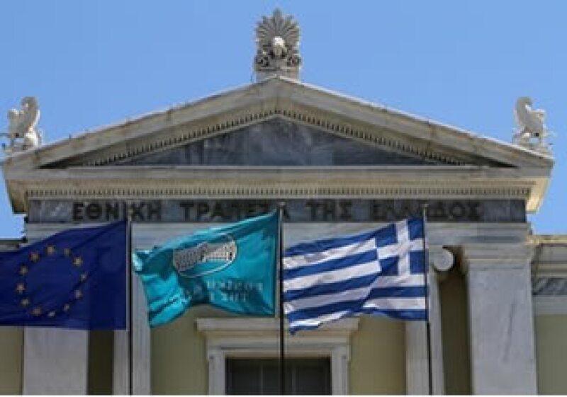 El gobernador de Banxico, Agustín Carstens, dijo que México está blindado ante la crisis griega la semana pasada. (Foto: AP)