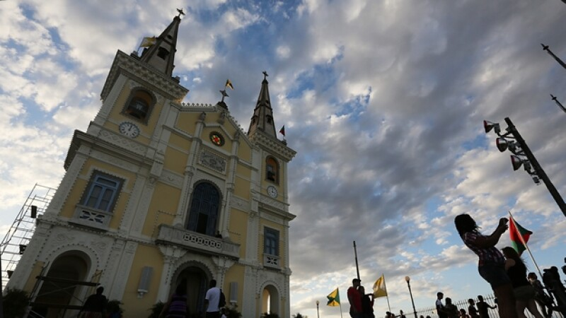 Río de Janeiro iglesia católica