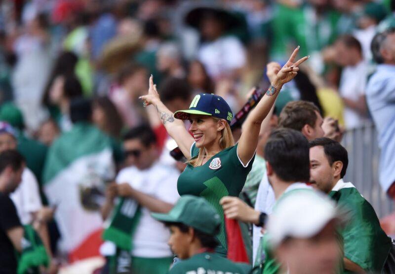 México se hace sentir en Rusia