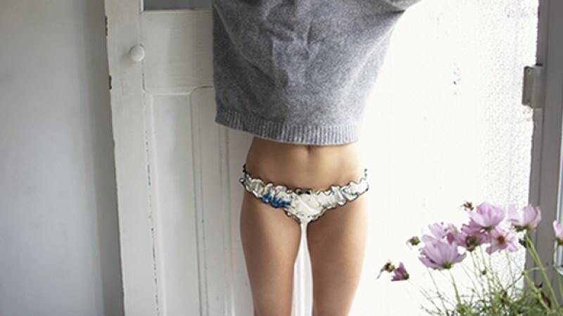 muslos piernas ejercicio mujer