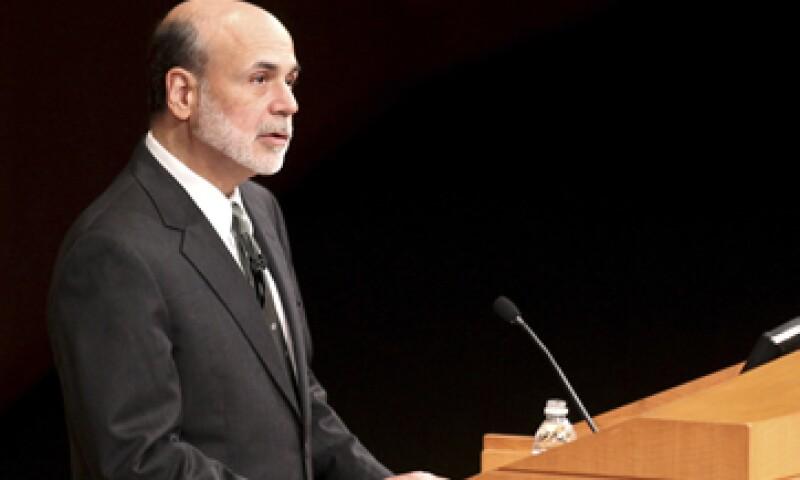 Bernanke habló en un foro auspiciado por la Fed de Cleveland. (Foto: Reuters)