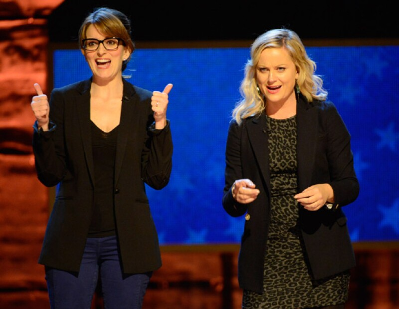 Las comediantes serán las encargadas de amenizar dichos premios; según la presidenta de la prensa extranjera, Aída Takla-O´Reilly ambas tienen Buena química.