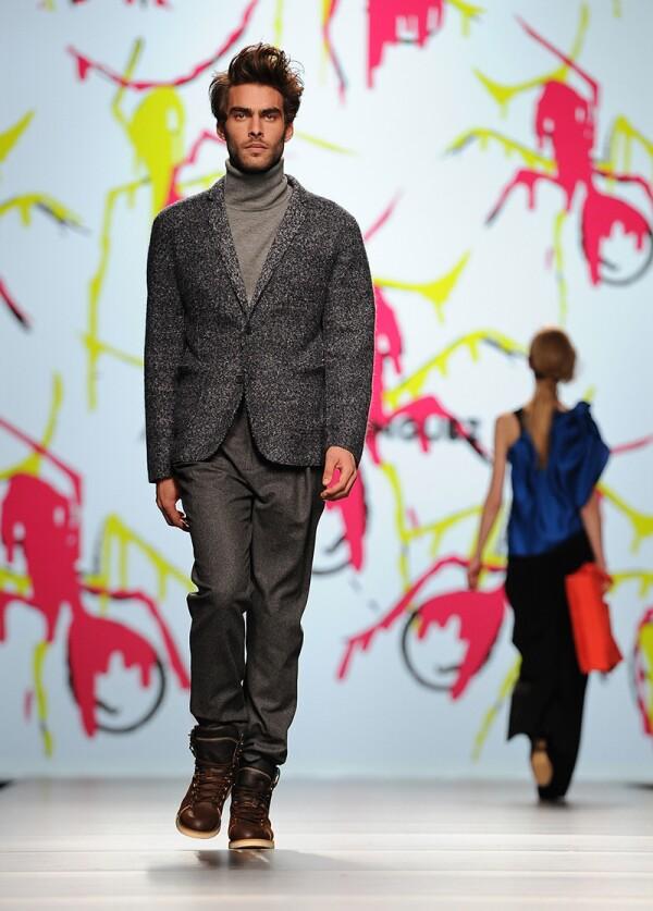 Adolfo Dominguez: Cibeles Fashion Week A/W 2011