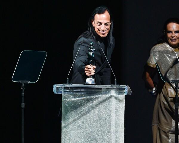 CFDA Fashion Awards, Show, New York, USA - 05 Jun 2017