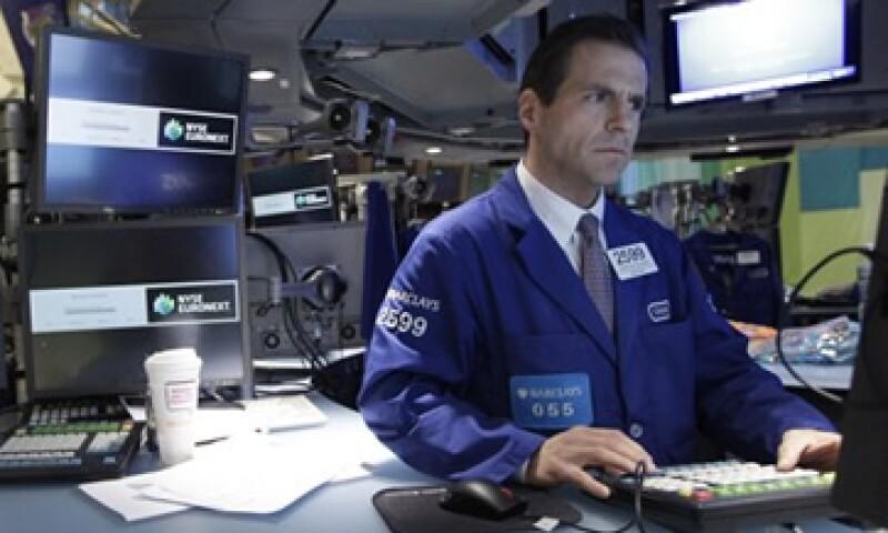 En línea con Wall Street, al Bolsa mexicana avanzó 0.93%. (Foto: Getty Images)